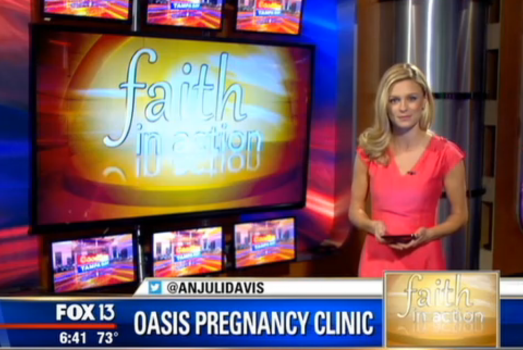 Pic of Fox Tampa Bay Featuring Oasis