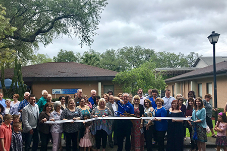 Image of Grand Opening Ceremony for Tampa Office of Oasis Pregnancy Care Centers
