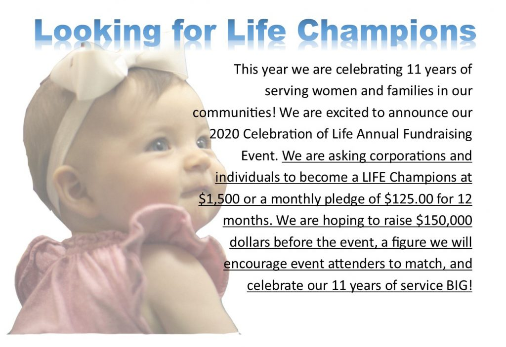 Image of Young Girl for Oasis Life Champion Flyer